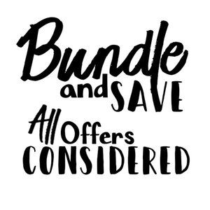 Bundle and Save for Great Deals